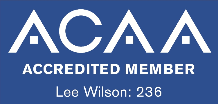 Lee Wilson ACAA Accredited Member