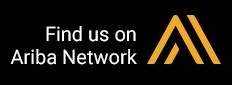 Find us on the Ariba Network Logo